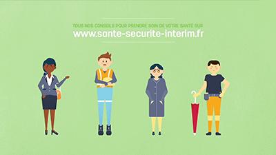 SANTE SECURITE INTERIM