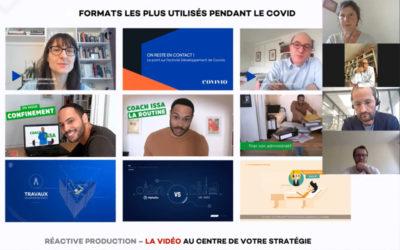 Communication interne: la vidéo pendant le confinement
